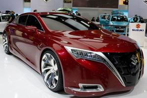Suzuki Plots US-Bound Muscle Car
