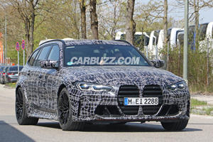 BMW M3 Wagon Prepares To Battle Audi RS And Mercedes-AMG