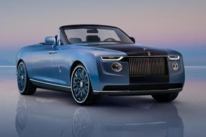 Meet The Rolls-Royce Boat Tail: A Coachbuilt Creation Unlike Any Other