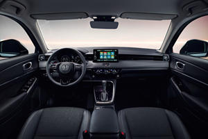 The Interior Of The 2022 Honda HR-V Looks Amazingly Comfortable