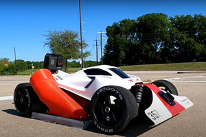 This Tiny RC Car Is Quicker Than A Tesla Roadster
