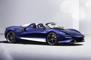 McLaren Adds A Windscreen To The Topless Elva