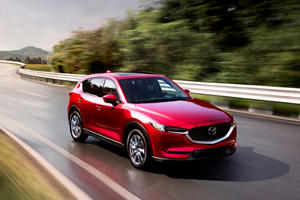 Mazda CX-50 Coupe SUV Coming To Battle BMW And Mercedes