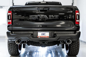 New Exhaust For Ram 1500 TRX Adds Power And Noise