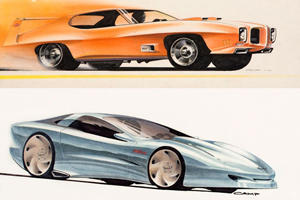 GM Reveals Designs That Never Made It To Production