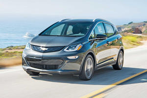 GM Buys Back Chevrolet Bolts That Could Catch Fire