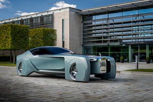 Rolls-Royce Confirms Name Of First Electric Car