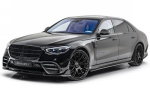 Mansory Shocks The World With Tasteful Mercedes S-Class