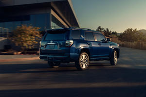 Say Hello To The 2022 Toyota 4Runner TRD Sport