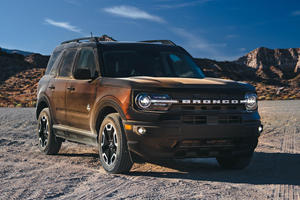 Ford Bronco Sport Hit By Price Increase