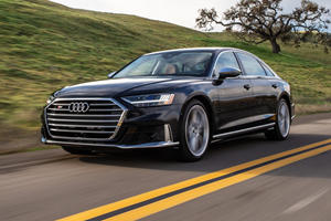 The S8 Is A LOT Quicker Than Audi Says