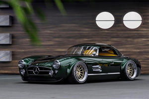 This Epic Mercedes-Benz 300 SL Droptop Will Be Made A Reality