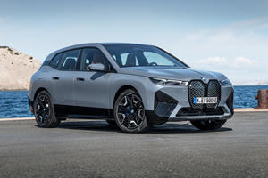 Meet The iX: BMW's First Electric SUV