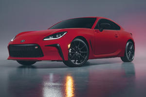 2022 Toyota GR 86 Debuts With More Firepower And New Styling