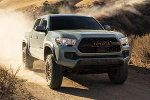 2022 Toyota Tacoma Trail Edition Ready For Adventure