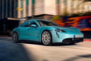 Porsche Plots New BMW i4 And Tesla Model 3 Fighter