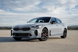 2022 Kia Stinger Scorpion Is A Special Edition For America