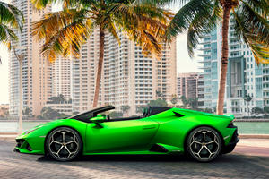 Miami Is More Obsessed With Supercars Than Any Other City