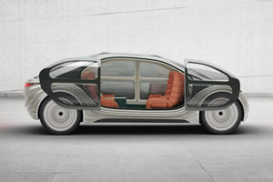The Airo Electric Car Cleans Polluted Air As It Drives Around
