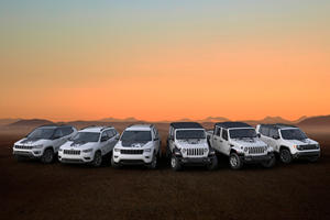 Jeep Reveals Military-Themed Freedom Editions