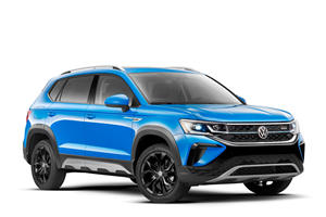 Volkswagen Taos Looks Tough With New Off-Road Accessories