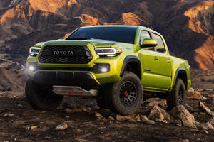 2022 Toyota Tacoma TRD Pro Is More Capable Than Ever