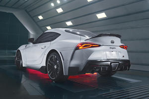 2022 Toyota GR Supra A91-CF Edition Is A Feast Of Carbon Fiber