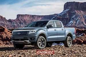 The Electrified Ford Ranger Has Been Confirmed Again
