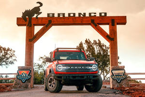 Ford Reveals New Playgrounds For Bronco Buyers
