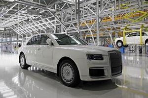Russia's Rolls-Royce Replica Is Ready To Roll