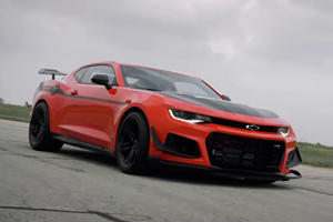 Listen To The 1000-HP Chevrolet Camaro Exorcist Driven In Anger