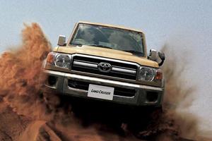 Toyota Refuses To Retire Land Cruiser's Oil Burning V8