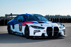 BMW M4 GT3 Race Car Arrives With $530,000 Price Tag