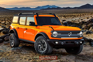 Ford Bronco Lightning Ready To Fight Electric Jeep Wrangler