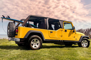 You've Never Seen A Jeep Wrangler Like This Before