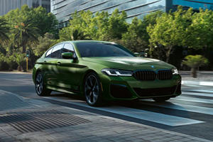 2021 BMW M550i Is Slower Than Expected