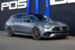 This 800-HP Mercedes-AMG Station Wagon Is A Supercar Killer