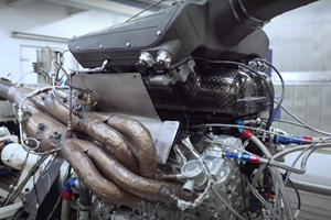 Listen To The Glorious Sound Of A V12 Revving To 12,100 RPM