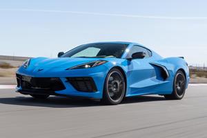 Only THREE New Corvettes Were Built Last Week