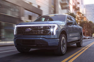 Demand For The F-150 Lightning and Cybertruck Is Neck And Neck