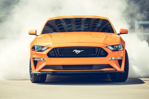 Ford Mustang Gets A Huge Discount This Month