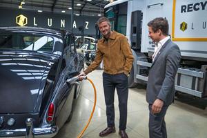 David Beckham Buys A Car Company