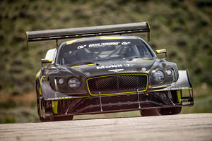 Bentley Continental GT3 Pikes Peak Racer Set To Smash Another Record