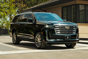 This Armored Cadillac Escalade Can Stop Bullets