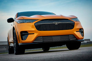 Ford Mustang Mach-E Production Exceeds Mustang Output
