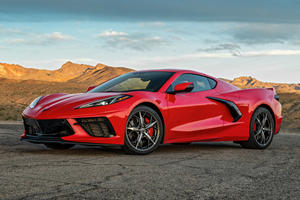 Chevrolet Cancels Remaining 2021 Corvette Allocations