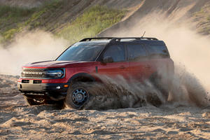 Jeep Has A Ford Bronco Sport Problem