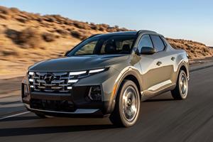 Revealed! 2022 Hyundai Santa Cruz Fuel Economy Figures