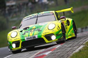 Porsche 911 GT3 RS Wins Shortest Ever Nurburgring 24 Hours