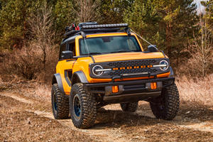 2021 Ford Bronco Owner's Manual Reveals New Details